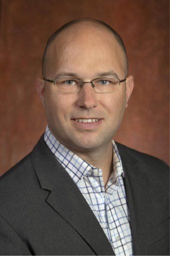 Assistant Professor of Social Work Michael Killian
