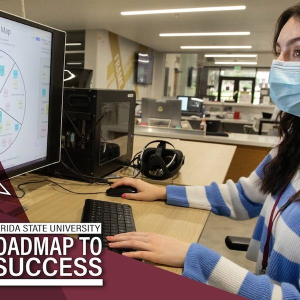 Students at the Innovation Hub and across campus are learning to utilize 'Design Thinking' a process that harnesses creativity to tackle big challenges.