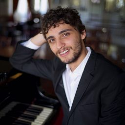 André Golbert,who has been living with his family in Brazil since the beginning of the pandemic,earned hisDoctor of Music degree Saturday, April 17, 2021.