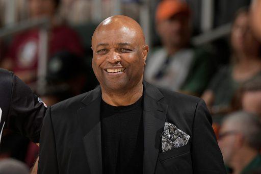 Leonard Hamilton, the Head Men's Basketball Coach at Florida State University