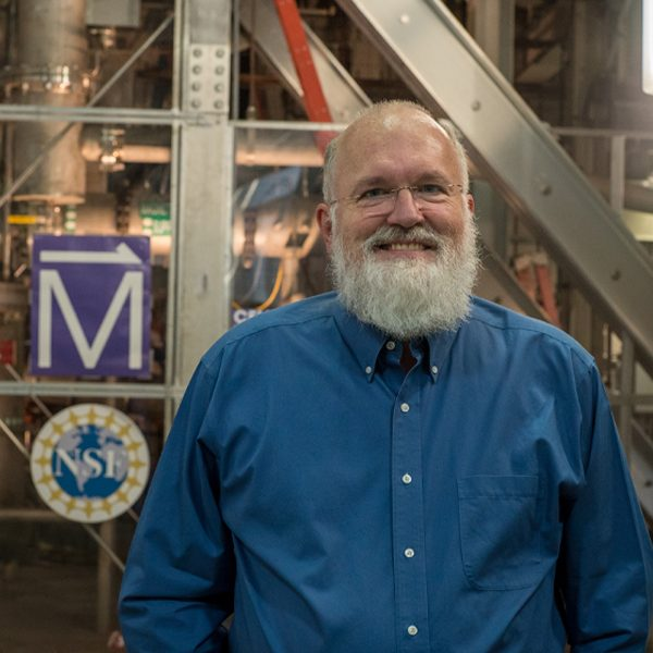 Greg Boebinger, director of the Florida State University-headquartered National High Magnetic Field Laboratory, has been named a member of the National Academy of Sciences. (Courtesy of the National High Magnetic Field Laboratory)