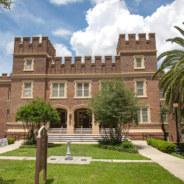 Bryan Hall is where the FGEN Noles LLC will be co-located for its first year with the Academic Exploration and Discovery LLC. (FSU Photography Services)