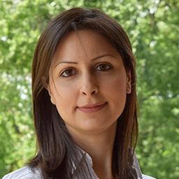 Neda Yaghoobian, assistant professor in the Department of Mechanical Engineering, FAMU-FSU College of Engineering