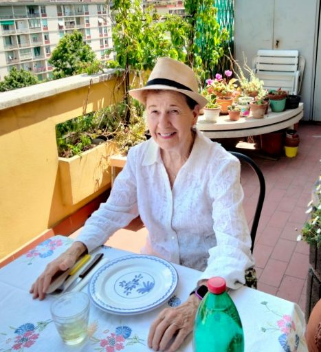 Nancy deGrummond, professor who led the excavation team.
