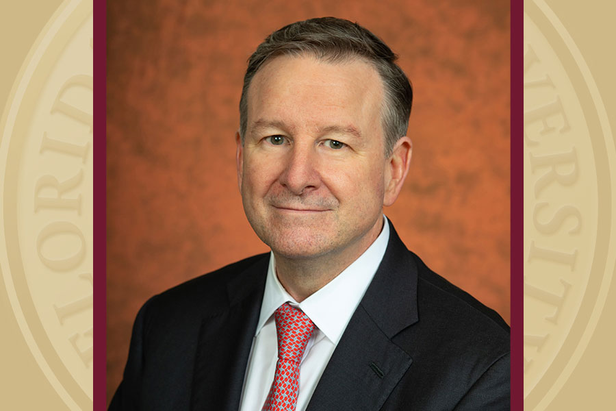 Board of Governors confirms Richard McCullough as 16th president of Florida State University
