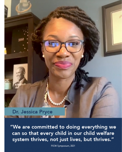Jessica Pryce, director of the Florida Institute for Child Welfare.