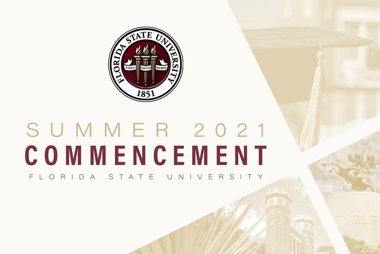 2021 Summer Commencement