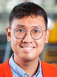 Ralm Ricarte, an assistant professor of chemical and biomedical engineering at the FAMU-FSU College of Engineering