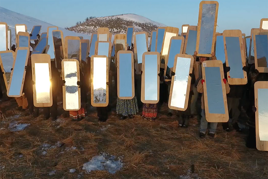 """""""Mirror Shield Project"""" 