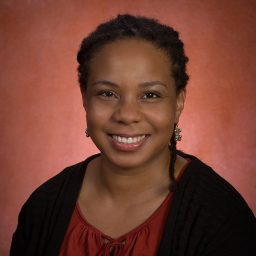 Tisha Joseph Holmes, assistant professor in the College of Social Sciences and Public Policy.
