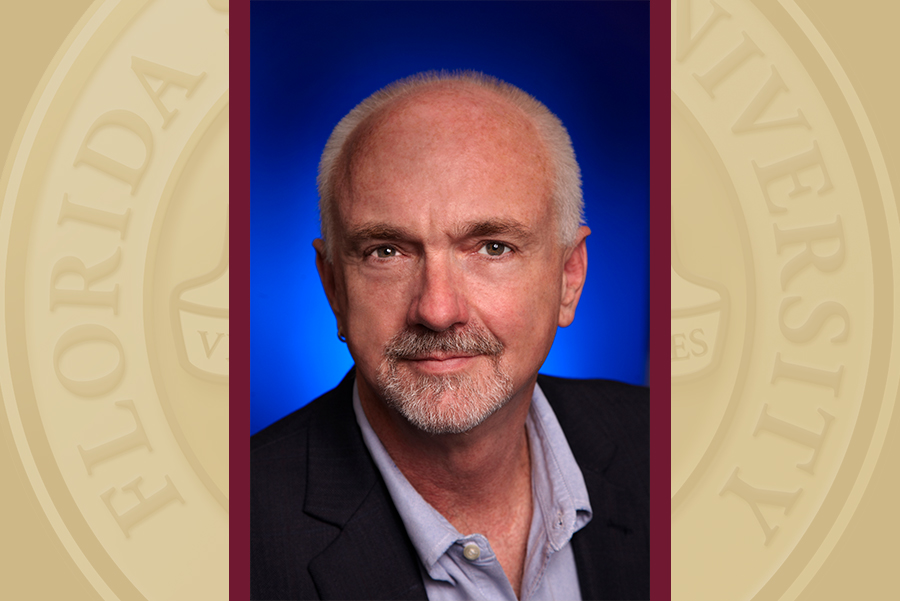 Greg Leaming, director of the FSU/Asolo Conservatory for Actor Training program and associate director of the Asolo Repertory Theatre