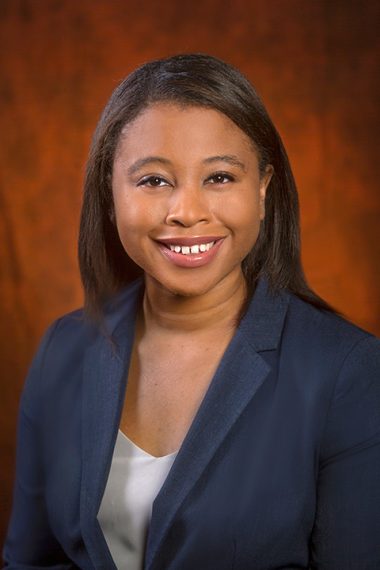 """Assistant Professor of Economics Mackenzie Alston will present """"Equal Opportunity? Discrimination in the Workplace and Marketplace,"""" in October."""
