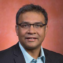 Mainak Mookherjee, an associate professor of geology in the Department of Earth, Ocean and Atmospheric Science