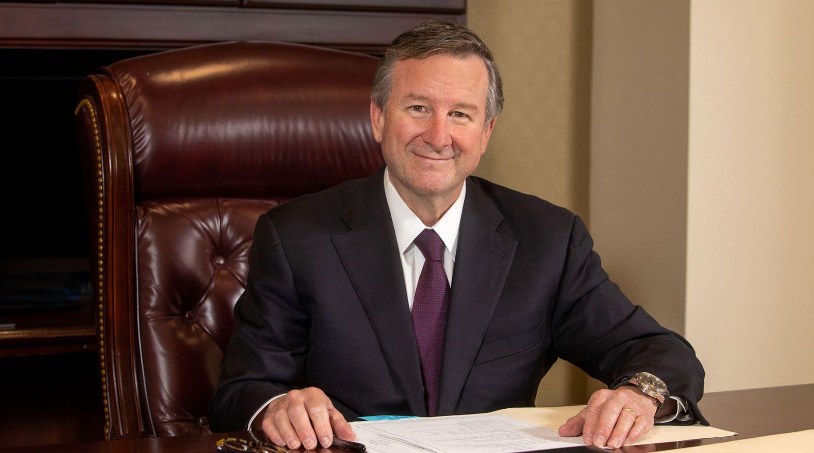 President McCullough
