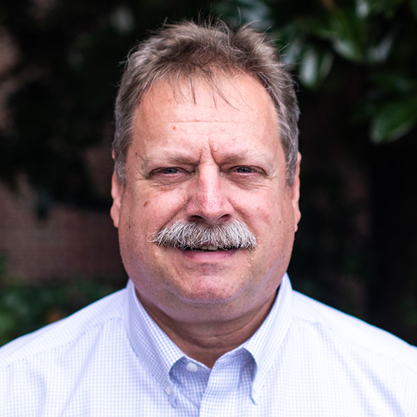 Stephen McDowell, interim dean of the College of Communication and Information
