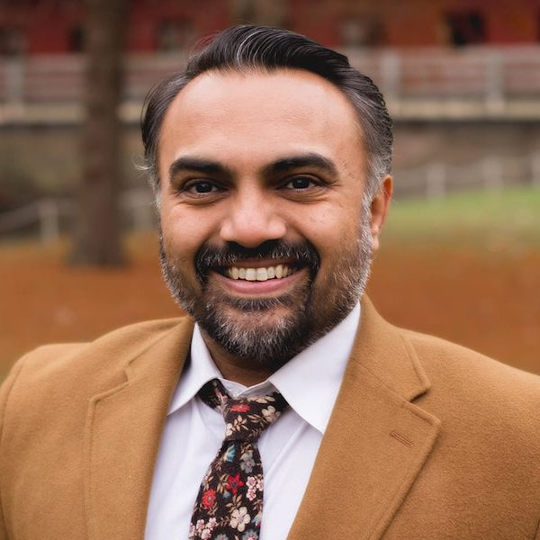 Jayur Madhusudan Mehta, an assistant professor with the FSU Department of Anthropology. (Florida State University)
