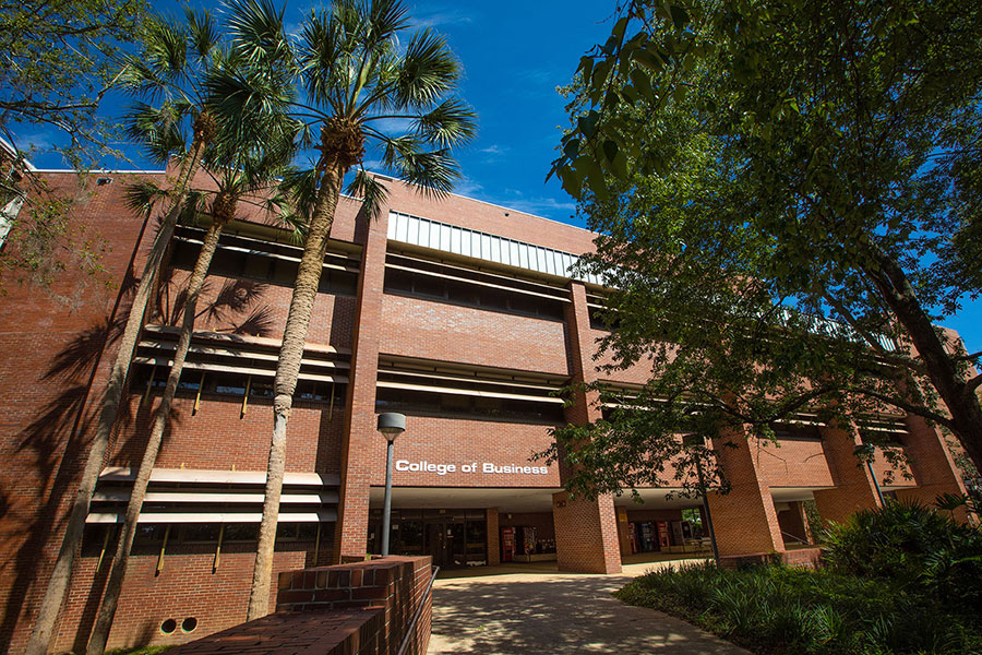 The College of Business has six speciality programs ranked in the Top 25.