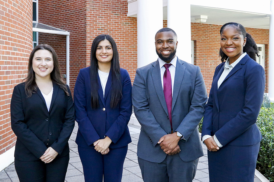FSU College of Law Trial Team wins National Civil Rights competition
