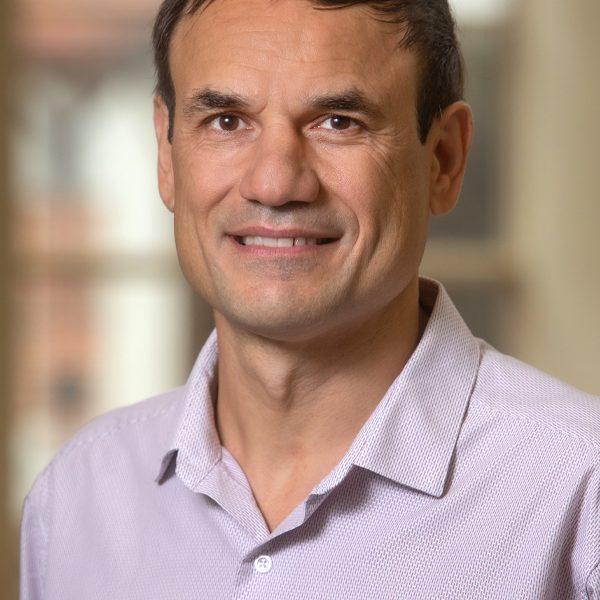 Antonio Terracciano, professor of geriatrics at the Florida State University College of Medicine. (Bruce Palmer/FSU Photography Services)