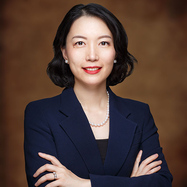 Jing Wang, Ph.D., dean of the FSU College of Nursing.
